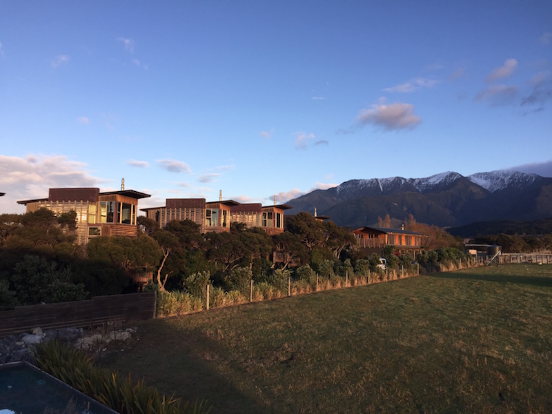 Kaikoura - Hapuku Lodge