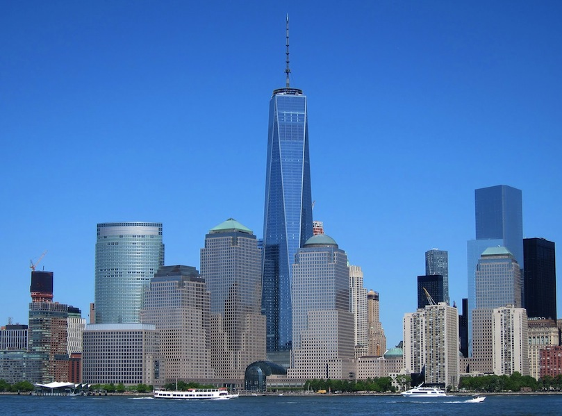 New York's Freedom Tower