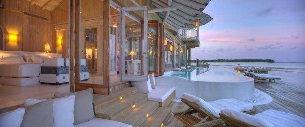 Two Bedroom Beach Villa Maldives