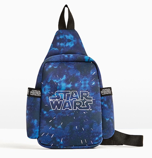 Star Wars Crossbody Backpack $199 HKD Zara