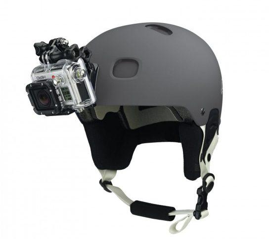 GoPro Helmet Mount $160 HKD Escapade Sports