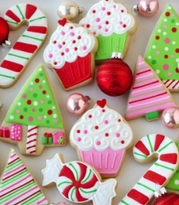 Christmas Cookie Class at Complete Deelite