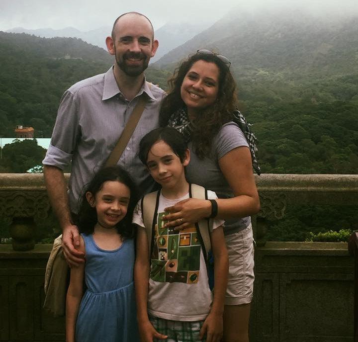 Nashua Gallagher Family