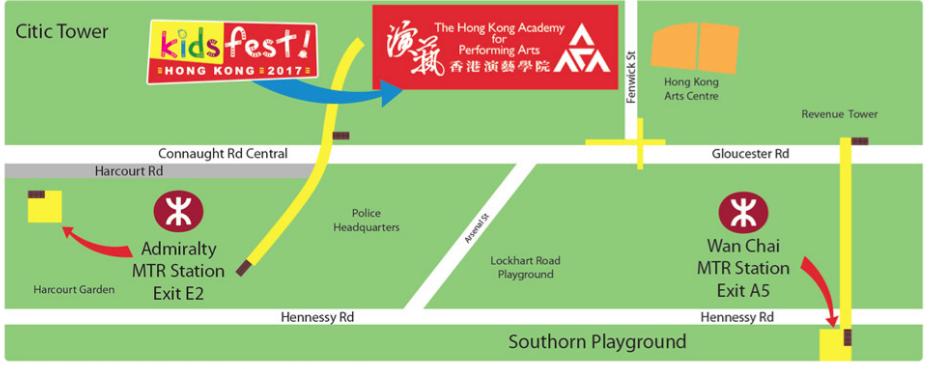 Hong Kong Academy of Performing Arts